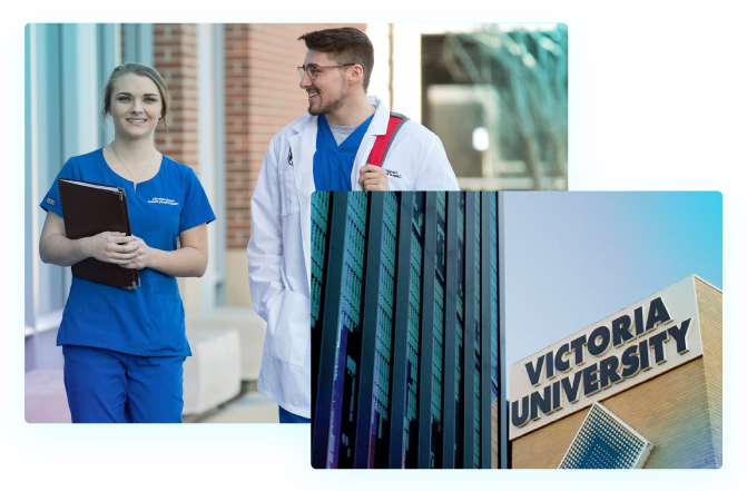 Supported by Great Universities and Highly Qualified Nursing students