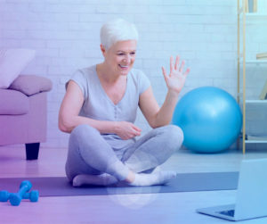 Home Care, Caregivers, Exercise