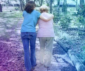 Home Care, Caregivers, Exercise Support