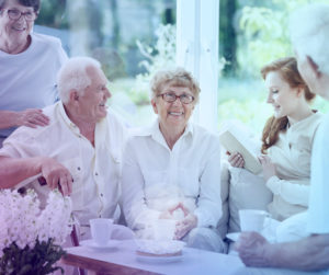 Caregivers, Connecting with Community, Home Care, Social Support