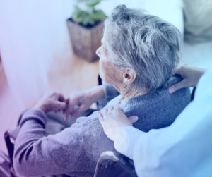 Home Care, Caregivers, Massage Support