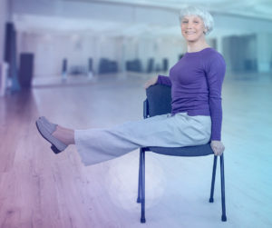 Home Care, Caregivers, Chair Yoga, Yoga for Elderly, Exercise Assistance, Yoga