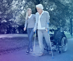 Home Care, Caregiver, Exercise Assistance, Elderly Activities