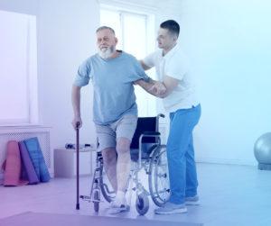 Home Care, Caregiver, Stroke, Rehabilitation