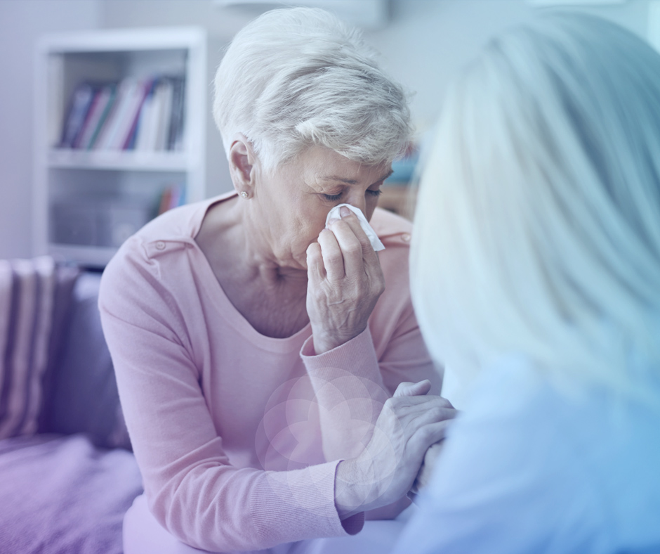 Home Care, Caregivers, Anxiety, Mental Health